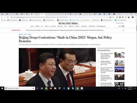[FMWU] China Implodes, FXI Max Profit, Jobs Report Face Slap