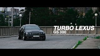 Turbo Lexus GS300