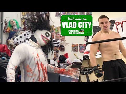Slendermans Coffin Challenge Vs Vlad - Christmas Championship Celebration