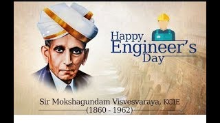 Happy Engineer's day 2018- Everything is here   