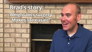 "Weight Loss Surgery ""Makes life easier!"" 