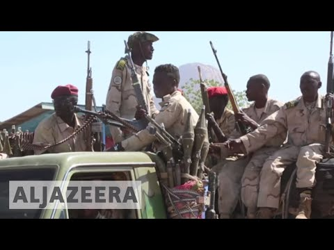 Sudan deploys more troops to Eritrea border
