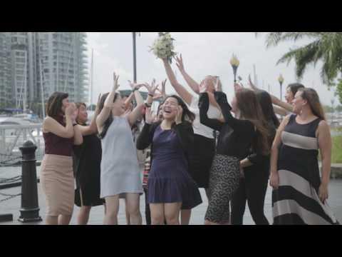 ONE15 Marina Sentosa Cove Weddings - Love by the Marina