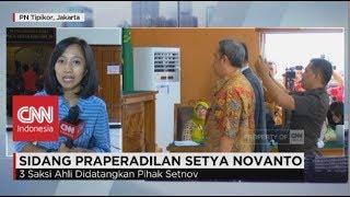 Download Video KPK Datangkan 3 Saksi Beratkan Setnov di Sidang Praperadilan Setya Novanto - Live Report MP3 3GP MP4
