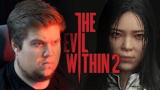 КОВАРНАЯ АЗИАТКА - The Evil Within 2 #7