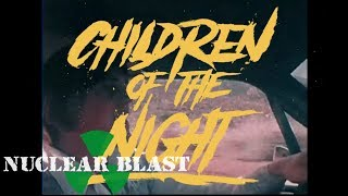 KADAVAR - Children Of The Night (OFFICIAL MUSIC VIDEO)
