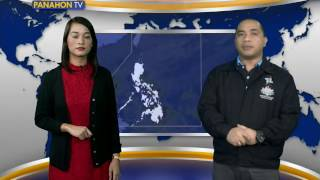 Panahon.TV | December 22, 2016, 5:30AM (Part 1)
