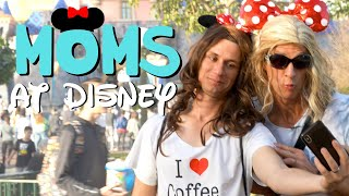 Moms at Disney (feat. Dude Dad)