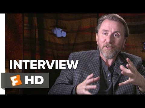 The Hateful Eight Interview - Tim Roth (2015) - Movie HD