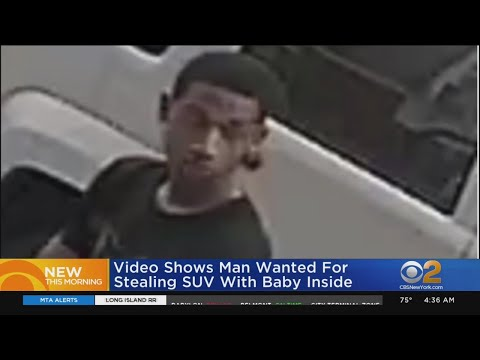 Man Wanted For Stealing SUV With Baby In Backseat