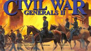 Grant,Lee,Sherman Civil War Generals 2 - Intro/Battle Cry Of Freedom Music