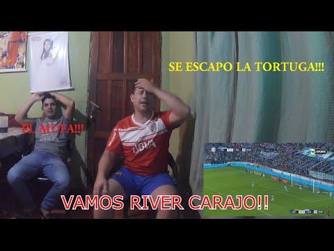 ATLÉTICO DE TUCUMAN 1 RIVER 1 - REACCIONES DE HINCHAS DE RIVER - FINAL SUPERLIGA!! 2019-20