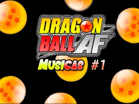 Musicas Dragonball AF PS2 Parte 1