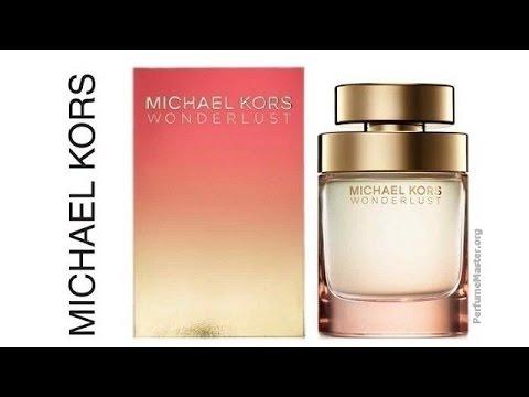 michael kors wonderlust perfume youtube. Black Bedroom Furniture Sets. Home Design Ideas