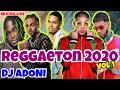 REGGAETON MIX 2020 VOL. 1 🔥  LO MAS NUEVO / MEZCLADO EN VIVO POR DJ ADONI 🎤  / REGGAETON HITS