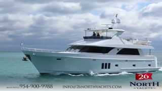 2012 Ocean Alexander 78 Motor Yacht HD Video