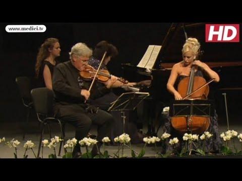 Zukerman, Forsyth, Cheng - Mendelssohn's Trio No. 1 - Verbier Festival