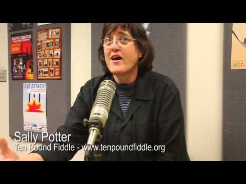 Sally Potter of Ten Pound Fiddle on Lansing Online News Radio