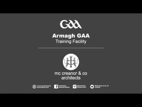 Proposed Armagh Training Facility