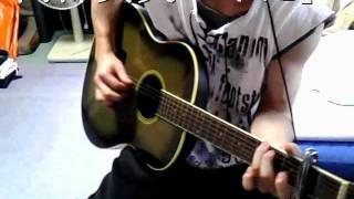 阿部真央「ヤだ」ギター コード付き 耳コピだから、違ってるのあるかも...