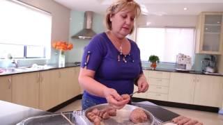 Armenia TV (Australia) - Ani Mama&#39s Kitchen (Tsavarov Kebab)