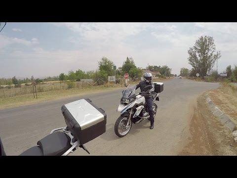 BMW GS | Old men's bike
