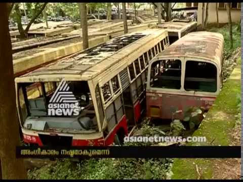 KSRTC not giving back the land to Sree Chitra Thirunal College of Engineering