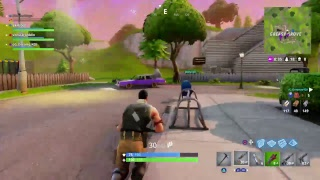 Fortnite with the squad 3