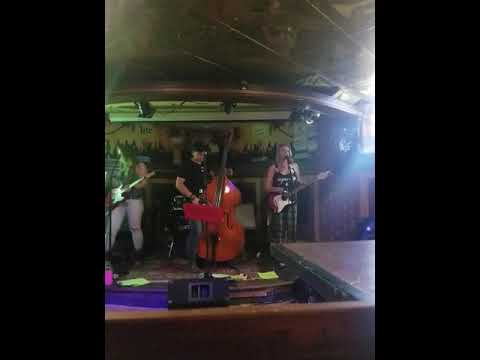 Honky Tonk Angels /Borrowed Money/Orginal/ Live At The Harbor Front in Portage Lakes Ohio/10-6-18