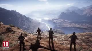 ghost recon wildlands 2017 story trailer playstation 4
