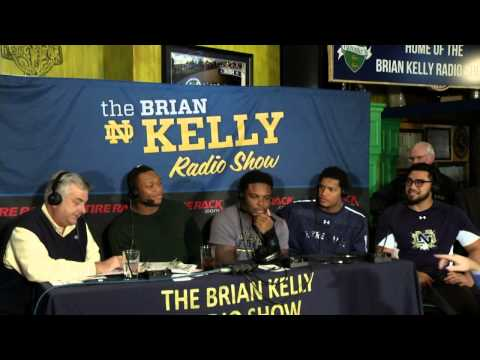Brian Kelly Radio Show - Louisville
