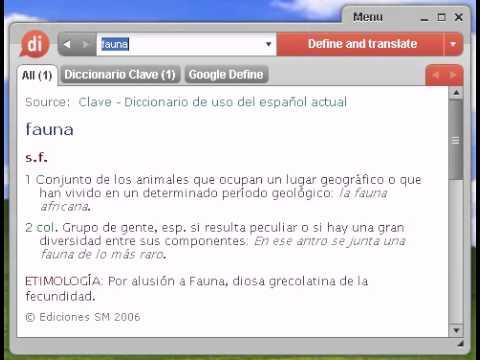 Definicion De Fauna