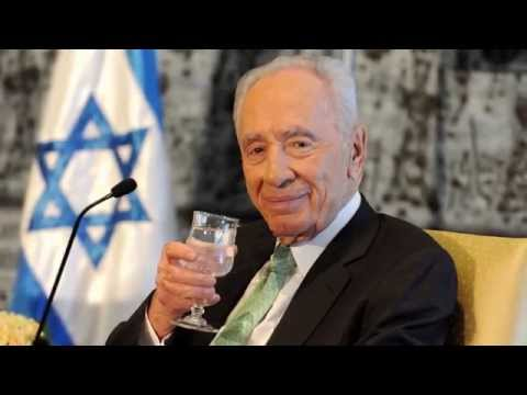 The Times of Israel- Shimon Peres