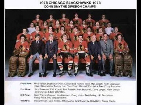 Radio Broadcast - Chicago Blackhawks 1977 78