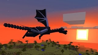 10 Fakten über den Minecraft Enderdragon! (Einsteigerfreundlich)