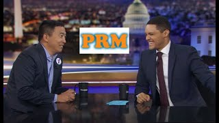 Andrew Yang Visits The Daily Show - #YNOTD Episode 33