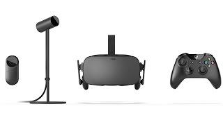 Представляем игры для Oculus! – трейлер