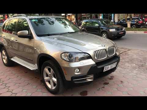 Bán xe bmw X5 2006 xe quá đẹp giá 455t dt 0912243894
