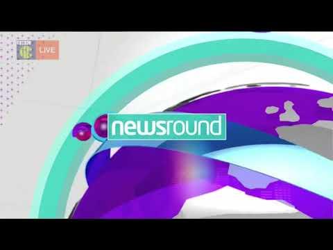 BBC Newsround : Opening Titles 2017-