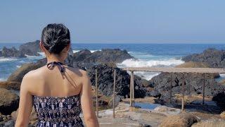 Seaside Onsen in Japan 4K (Ultra HD) - 平内海中温泉/屋久島