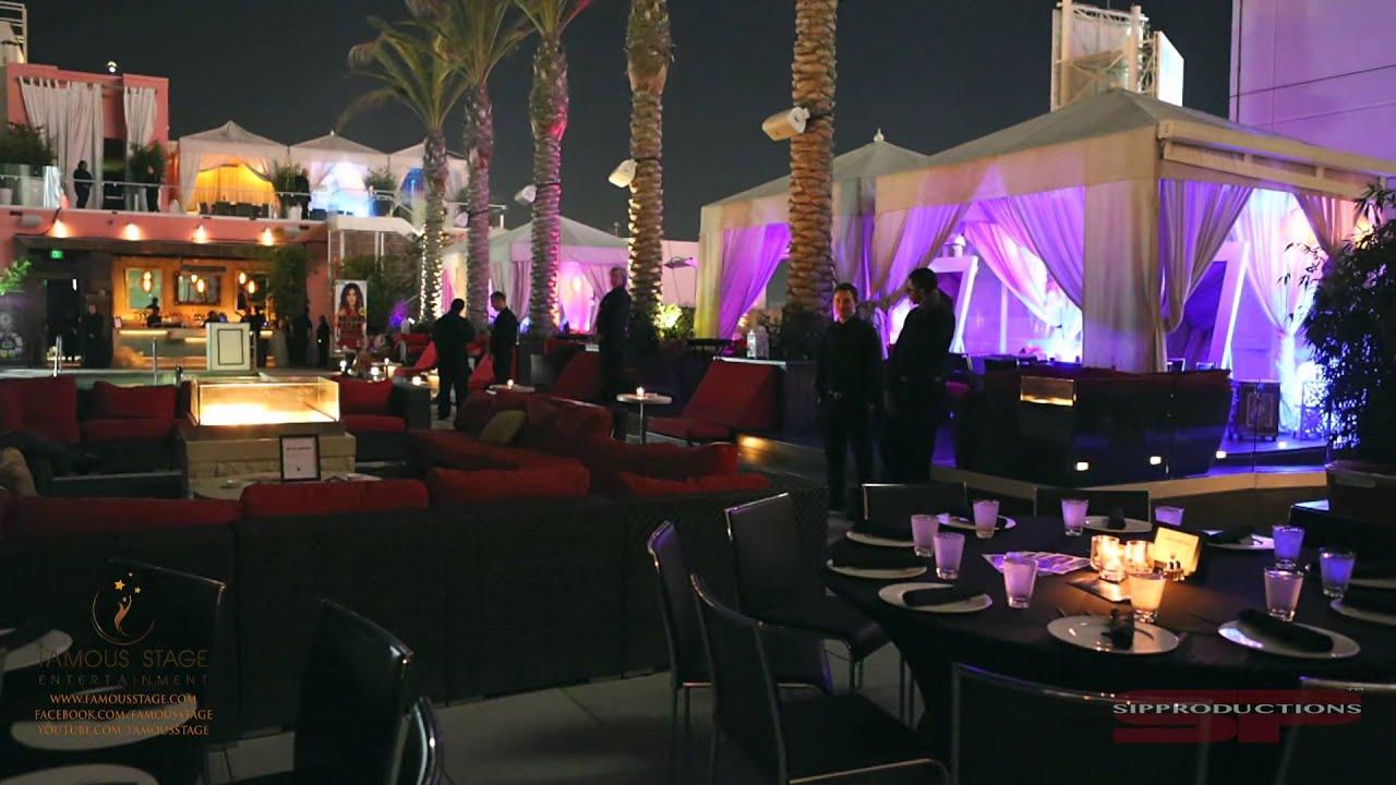 W Hotel Hollywood Restaurant