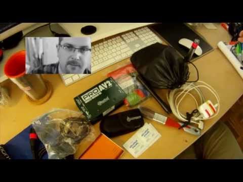 #006   What's in my gig bag - 2015