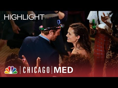 Will and Natalie's Engagement Party - Chicago Med (Episode Highlight)