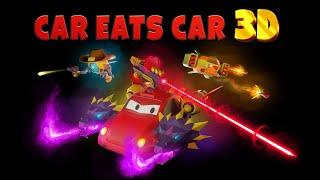 Fully upgraded Beetlee | Car Eats Car 3D | Game by SMOKOKO