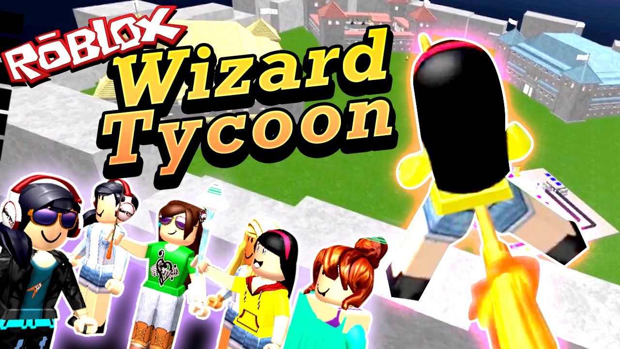 Roblox Wizard Tycoon 2 Player Mini Game I Shoot Fire From My