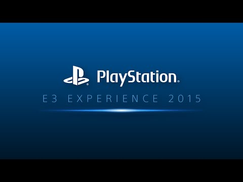 PlayStation E3 EXPERIENCE - 2015 Press Conference - Portuguese