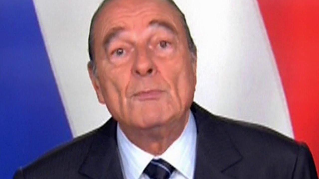 Le 11 mars 2007, Jacques Chirac donnait sa dernière allocution comme président de la République