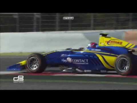 2016 GP3 Spain race 2
