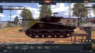 War ThunDrochka - M4A3E2 (76) W