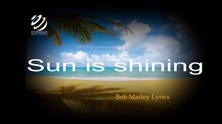 "Bob Marley ""Sun is Shining"" (Lyrics-Letras) (HQ Audio)"